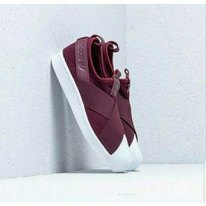sports shoes ff0f4 32713 Women Adidas Superstar Slip On on Poshmark